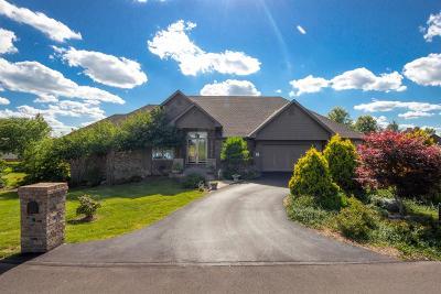 Harrodsburg Single Family Home For Sale: 120 Juniper Hill