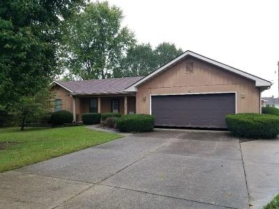 Somerset KY Single Family Home For Sale: $179,900