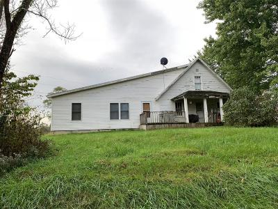 Berry KY Single Family Home For Sale: $88,500
