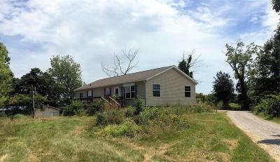 Frankfort Single Family Home For Sale: 905 Dry Ridge Rd