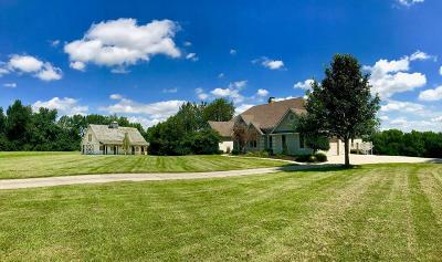 Anderson County, Fayette County, Franklin County, Henry County, Scott County, Shelby County, Woodford County Farm For Sale: 3801 Saddlecreek Lane