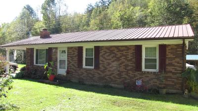 Manchester KY Single Family Home For Sale: $144,000