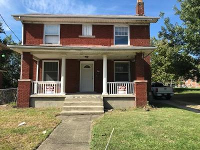 Lexington KY Single Family Home For Sale: $326,900