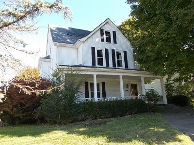 Harrodsburg Single Family Home For Sale: 315 E Lexington Street