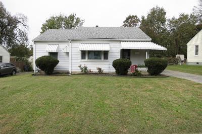 Lexington Single Family Home For Sale: 1051 Carneal Road