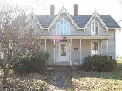 Nicholasville Single Family Home For Sale: 306 W Maple Street