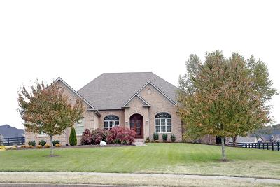 Nicholasville Single Family Home For Sale: 106 Yates Court