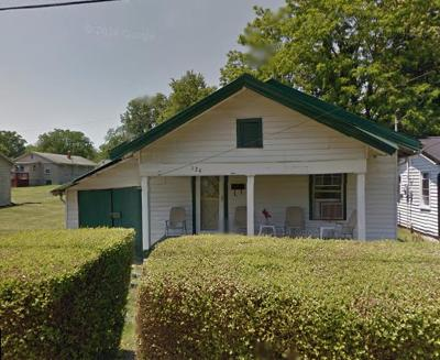 Winchester Single Family Home For Sale: 124 5th Street