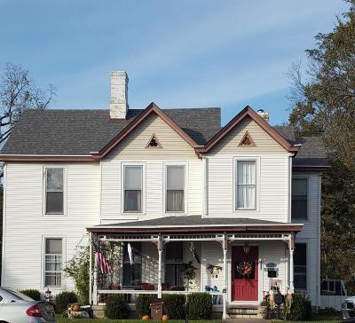 Georgetown Single Family Home For Sale: 423 E Main Street