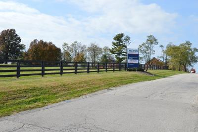 Anderson County, Fayette County, Franklin County, Henry County, Scott County, Shelby County, Woodford County Farm For Sale: 4318 Iron Works Pike