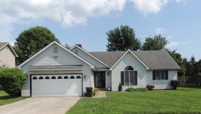 Richmond Single Family Home For Sale: 309 Teakwood Drive