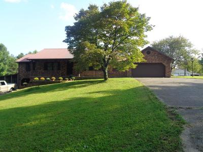 London Single Family Home For Sale: 215 Old Salem School Road