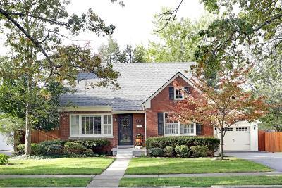 Lexington Single Family Home For Sale: 445 Henry Clay Boulevard
