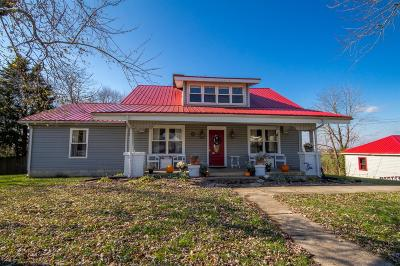 Winchester Single Family Home For Sale: 2423 Ironworks Road