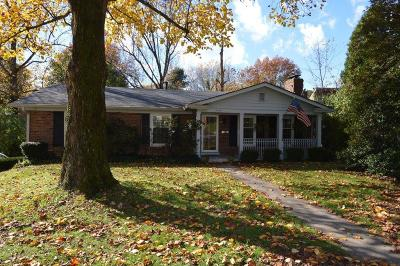 Single Family Home For Sale: 3469 Lansdowne Drive