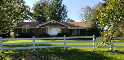 Danville Single Family Home For Sale: 519 Quirks Run Road