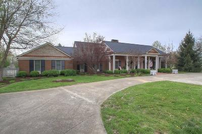 Bourbon County, Fayette County, Harrison County, Scott County, Woodford County Single Family Home For Sale: 112 Ashley Woods Road