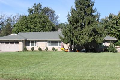 Lexington Single Family Home For Sale: 191 Idle Hour Drive