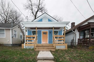 Lexington Single Family Home For Sale: 350 E Seventh