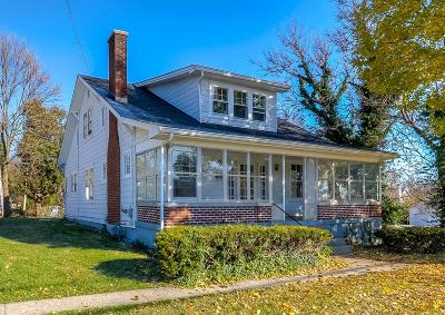 Frankfort Single Family Home For Sale: 720 E Main Street