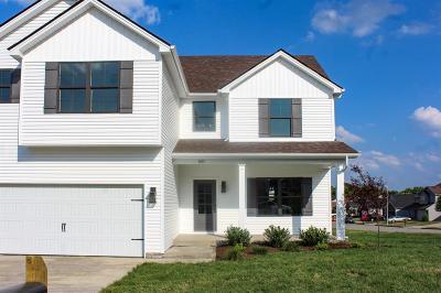 Nicholasville Single Family Home For Sale: 100 Christa Lane