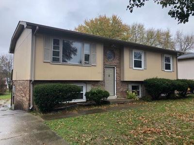 Lexington Single Family Home For Sale: 2853 Winter Park Drive
