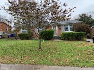 Lexington Single Family Home For Sale: 357 Nottingham