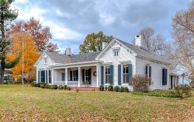 Anderson County, Fayette County, Franklin County, Henry County, Scott County, Shelby County, Woodford County Farm For Sale: 4567 Briar Hill Road