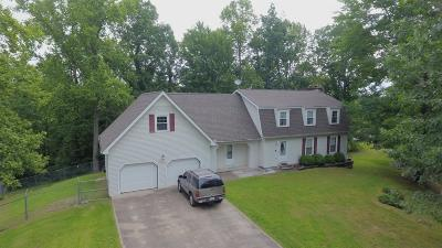 Corbin KY Single Family Home For Sale: $169,900