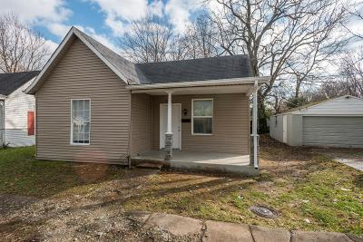 Georgetown Single Family Home For Sale: 610 Locust Street