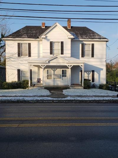 Anderson County, Fayette County, Franklin County, Henry County, Scott County, Shelby County, Woodford County Multi Family Home For Sale: 321 N Broadway