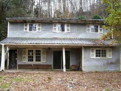 London Single Family Home For Sale: 246 Left Fork Fisherman Cove Road