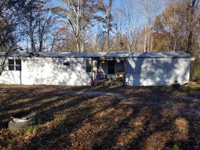 Corbin KY Single Family Home For Sale: $39,900