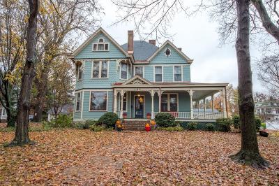 Danville Single Family Home For Sale: 107 W Lexington