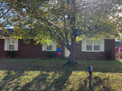 Lawrenceburg Single Family Home For Sale: 225 Lynn Drive