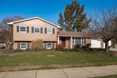 Single Family Home For Sale: 893 Summerville Drive