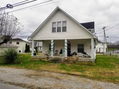Barbourville Multi Family Home For Sale: 159 S Allison Avenue