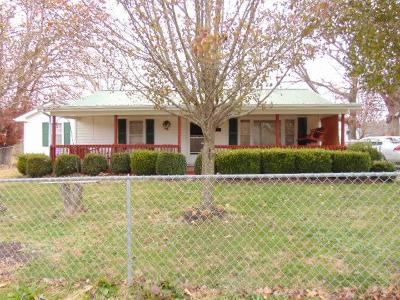 Single Family Home For Sale: 870 Pilot Knob Cemetery Road