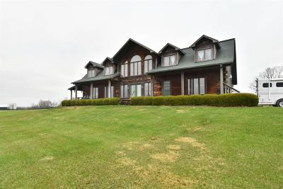 Anderson County, Fayette County, Franklin County, Henry County, Scott County, Shelby County, Woodford County Farm For Sale: 139 S Taylor Lane