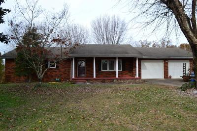 Corbin Single Family Home For Sale: 26 Auger Springs Road