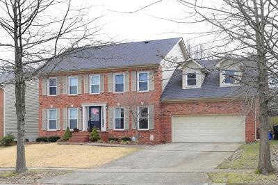 Single Family Home For Sale: 4740 Cypress Creek Circle