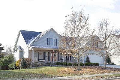 Versailles Single Family Home For Sale: 618 Adena Trace