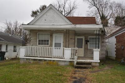 Anderson County, Fayette County, Franklin County, Henry County, Scott County, Shelby County, Woodford County Multi Family Home For Sale: 757 Charles Drive