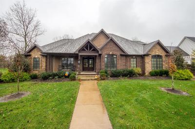 Nicholasville Single Family Home For Sale: 324 Hawthorne Drive