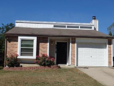Single Family Home For Sale: 3313 Fox Trace Road