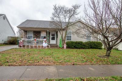 Georgetown Single Family Home For Sale: 252 Keelridge