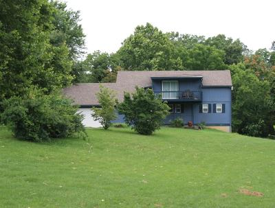 Single Family Home For Sale: 505 Gabbardtown Rd