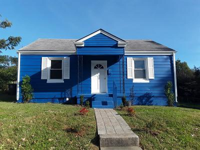 Single Family Home For Sale: 1131 Sparks
