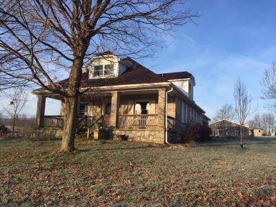 Single Family Home For Sale: 328 Locust Fork Road