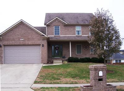 Nicholasville Single Family Home For Sale: 165 Bernie Trail